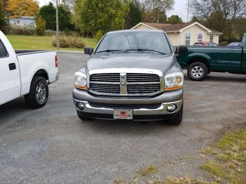 2006 Dodge Ram Pickup 1500 for sale at K & P Used Cars, Inc. in Philadelphia TN