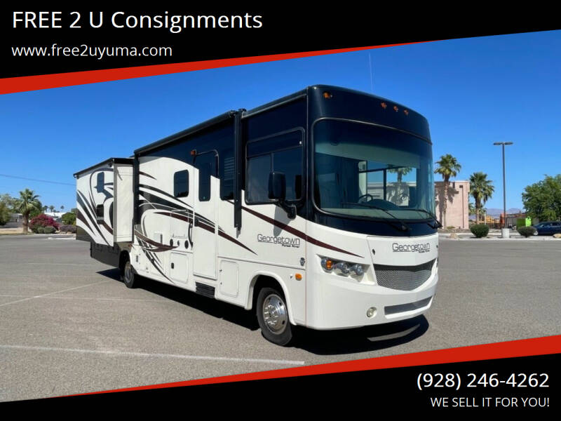 2015 Forest River Georgetown for sale at FREE 2 U Consignments in Yuma AZ