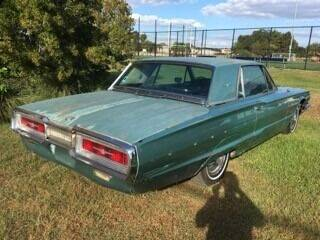 1964 Ford Thunderbird for sale at Thoroughbred Motors in Sarasota FL