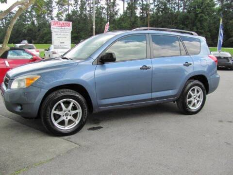 2008 Toyota RAV4 for sale at Pure 1 Auto in New Bern NC