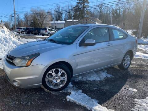 2009 Ford Focus for sale at Old Trail Auto Sales in Etters PA