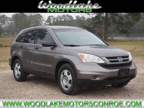 2010 Honda CR-V for sale at WOODLAKE MOTORS in Conroe TX