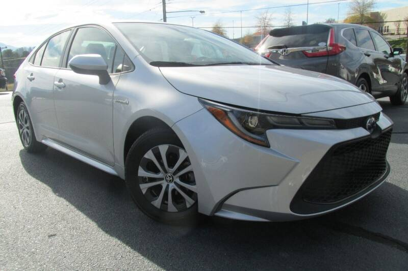 2020 Toyota Corolla Hybrid for sale at Tilleys Auto Sales in Wilkesboro NC