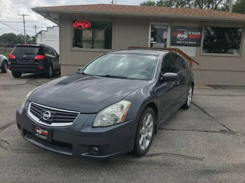 2007 Nissan Maxima for sale at Big Red Auto Sales in Papillion NE