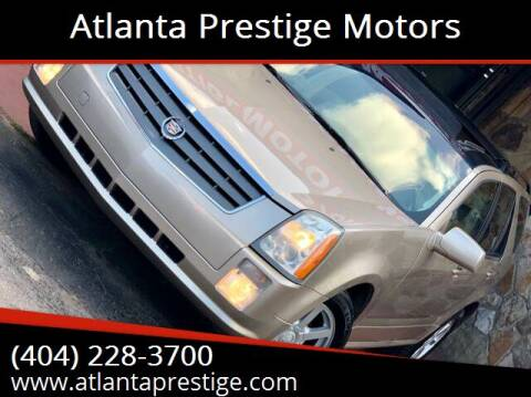 2005 Cadillac SRX for sale at Atlanta Prestige Motors in Decatur GA