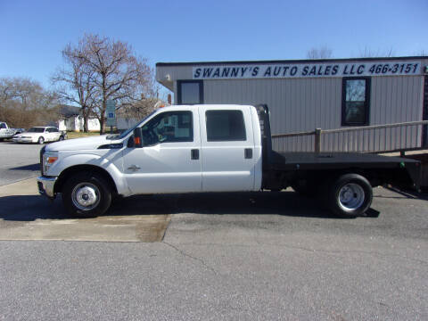 2011 Ford F-350 Super Duty for sale at Swanny's Auto Sales in Newton NC