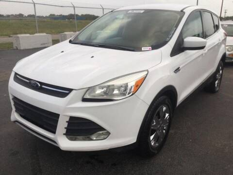2014 Ford Escape for sale at Affordable Mobility Solutions, LLC - Standard Vehicles in Wichita KS
