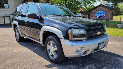2005 Chevrolet TrailBlazer for sale at Shores Auto in Lakeland Shores MN