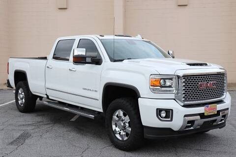 2017 GMC Sierra 3500HD for sale at El Compadre Trucks in Doraville GA