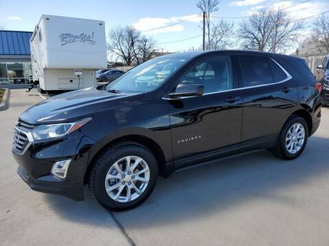 2020 Chevrolet Equinox for sale at Kell Auto Sales, Inc in Wichita Falls TX