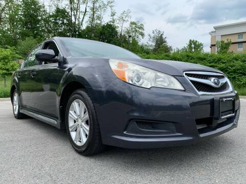 2011 Subaru Legacy for sale at Auto Warehouse in Poughkeepsie NY