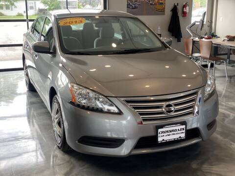 2013 Nissan Sentra for sale at Crossroads Car & Truck in Milford OH