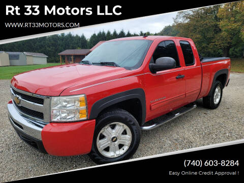 2010 Chevrolet Silverado 1500 for sale at Rt 33 Motors LLC in Rockbridge OH
