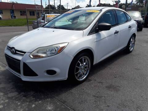 2012 Ford Focus for sale at AUTO IMAGE PLUS in Tampa FL