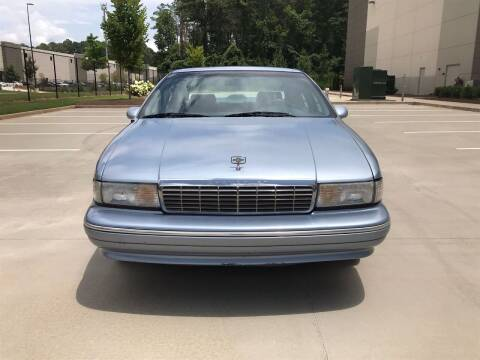 1994 Chevrolet Caprice for sale at Affordable Dream Cars in Lake City GA
