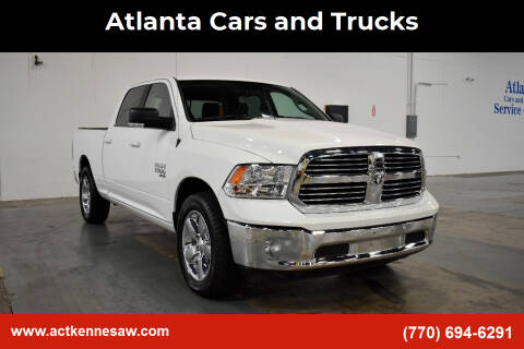 2019 RAM Ram Pickup 1500 Classic for sale at Atlanta Cars and Trucks in Kennesaw GA