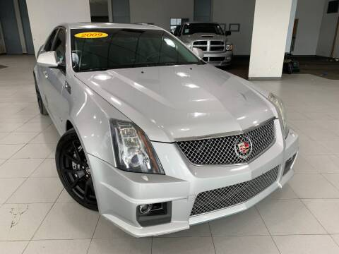 2009 Cadillac CTS-V for sale at Auto Mall of Springfield in Springfield IL