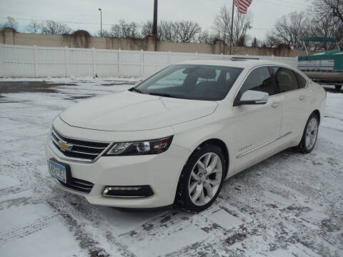 2014 Chevrolet Impala for sale at Metro Motor Sales in Minneapolis MN