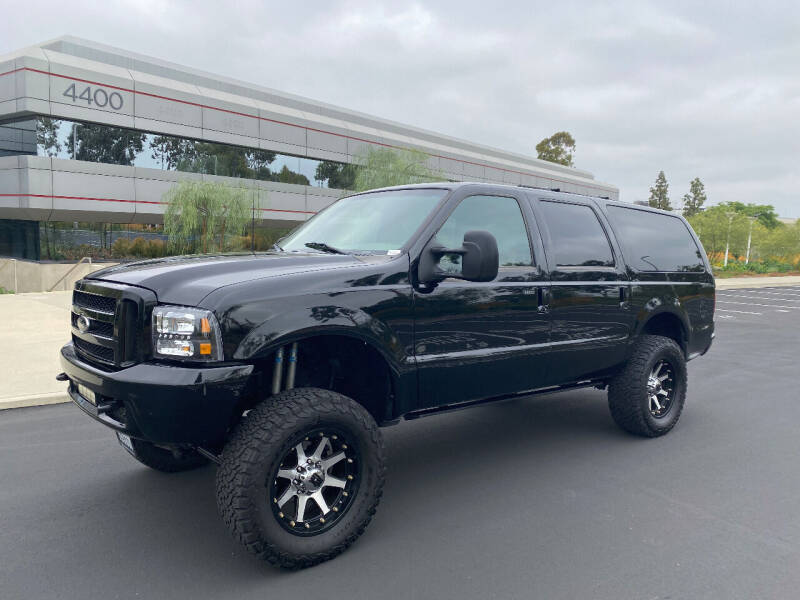 2000 Ford Excursion for sale at CAS in San Diego CA