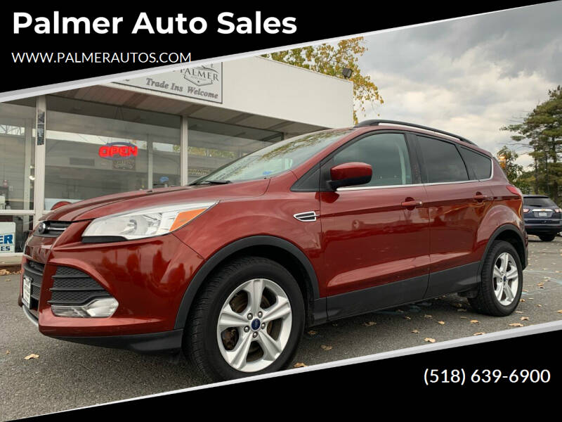 2014 Ford Escape for sale at Palmer Auto Sales in Menands NY