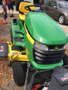 2016 John Deere x300 for sale at CARS PLUS MORE LLC in Cowan TN