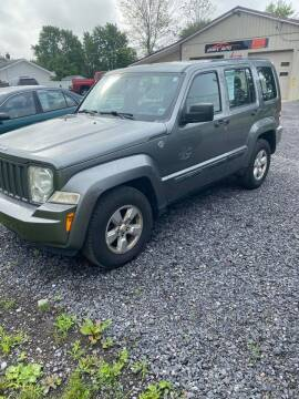 2012 Jeep Liberty for sale at John's Auto Sales & Service Inc in Waterloo NY