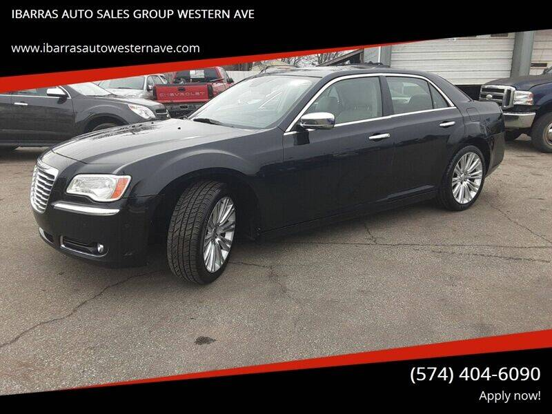 2011 Chrysler 300 for sale at Ibarras Group - IBARRAS AUTO SALES GROUP WESTERN AVE in South Bend IN