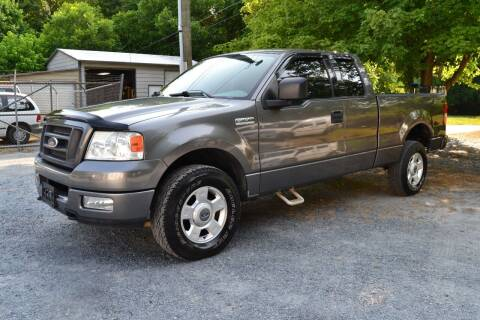 2004 Ford F-150 for sale at Victory Auto Sales in Randleman NC
