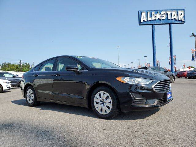2019 Ford Fusion for sale at All Star Mitsubishi in Corpus Christi TX