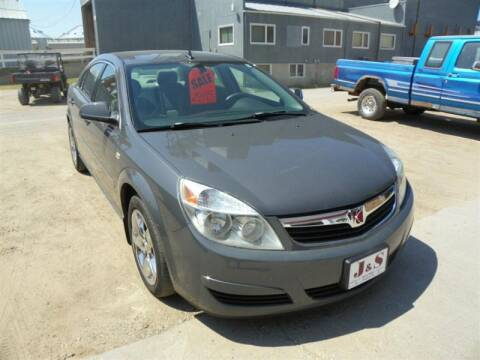 2007 Saturn Aura for sale at J & S Auto Sales in Thompson ND