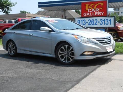 2014 Hyundai Sonata for sale at KC Car Gallery in Kansas City KS