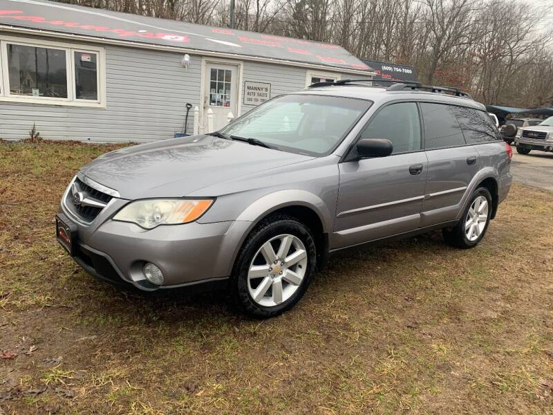 2009 Subaru Outback for sale at Manny's Auto Sales in Winslow NJ
