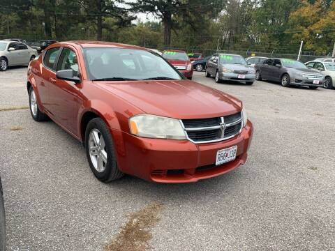 2008 Dodge Avenger for sale at Super Wheels-N-Deals in Memphis TN
