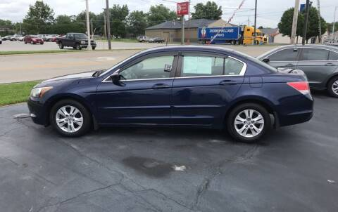 2010 Honda Accord for sale at Larry Schaaf Auto Sales in Saint Marys OH