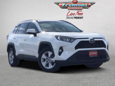 2019 Toyota RAV4 for sale at Rocky Mountain Commercial Trucks in Casper WY
