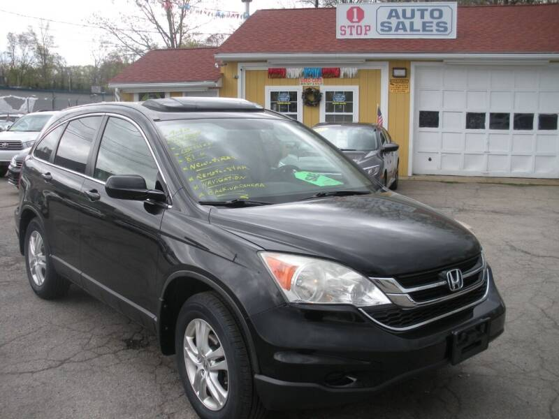 2011 Honda CR-V for sale at One Stop Auto Sales in North Attleboro MA