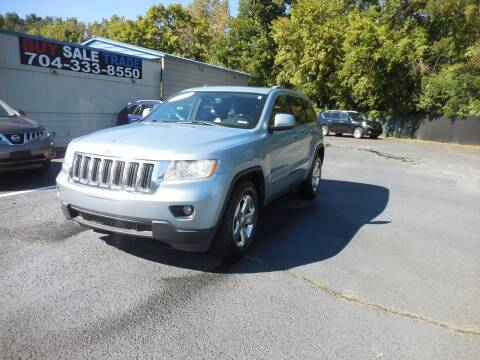 2012 Jeep Grand Cherokee for sale at Uptown Auto Sales in Charlotte NC