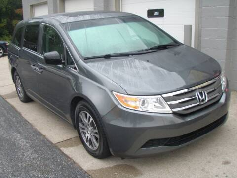 2011 Honda Odyssey for sale at Autoworks in Mishawaka IN