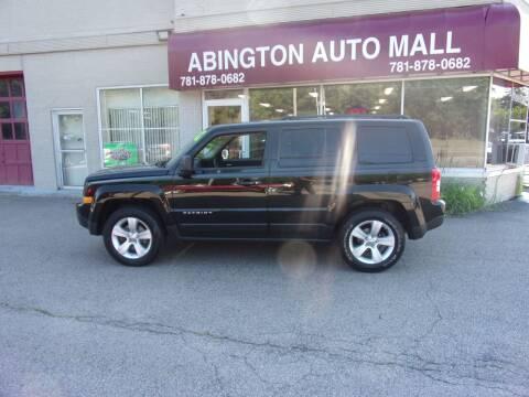 2012 Jeep Patriot for sale at Abington Auto Mall LLC in Abington MA