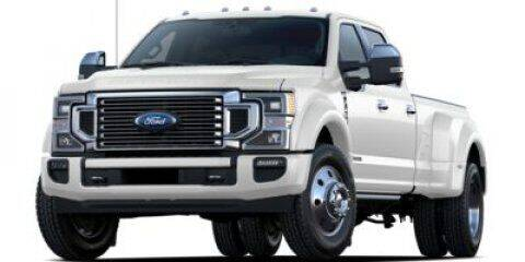 2021 Ford F-450 Super Duty Platinum
