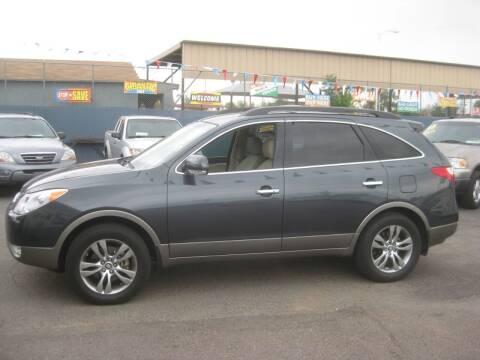 2012 Hyundai Veracruz for sale at Town and Country Motors - 1702 East Van Buren Street in Phoenix AZ