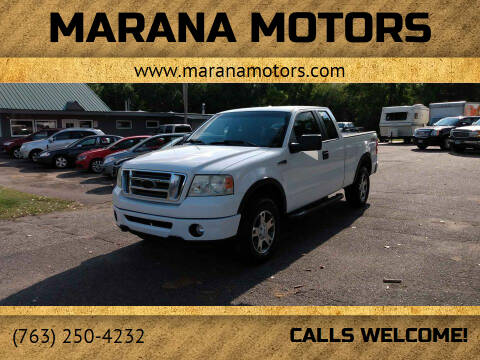 2006 Ford F-150 for sale at Marana Motors in Princeton MN