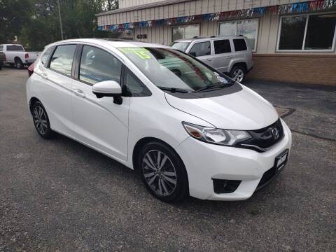 2015 Honda Fit for sale at Budget Motors of Wisconsin in Racine WI