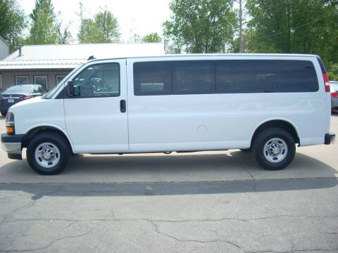 2018 Chevrolet Express Passenger for sale at H&L MOTORS, LLC in Warsaw IN