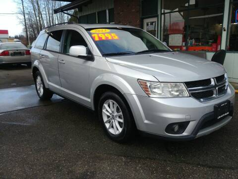 2013 Dodge Journey for sale at Low Auto Sales in Sedro Woolley WA