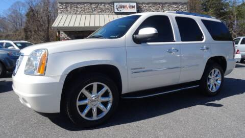 2010 GMC Yukon for sale at Driven Pre-Owned in Lenoir NC