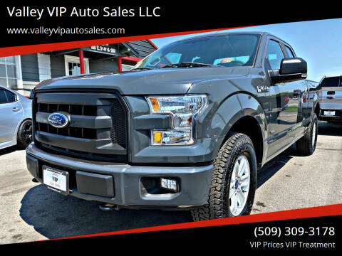 2016 Ford F-150 for sale at Valley VIP Auto Sales LLC in Spokane Valley WA