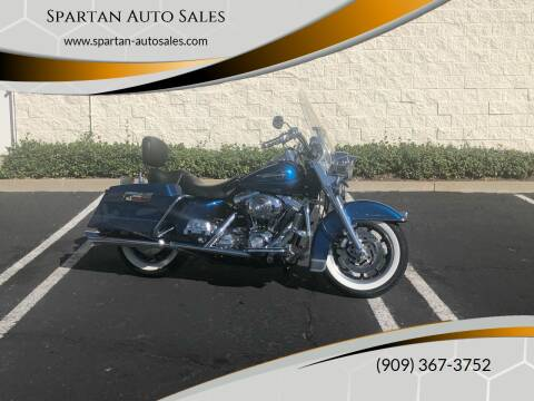 2005 Harley-Davidson ROAD KING CLASSIC for sale at Spartan Auto Sales in Upland CA