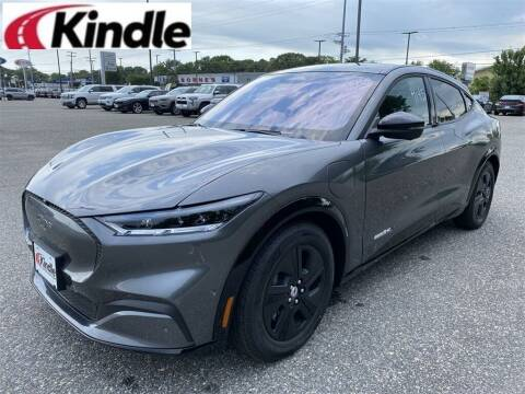 2021 Ford Mustang Mach-E for sale at Kindle Auto Plaza in Cape May Court House NJ