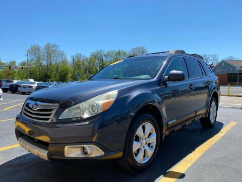 2010 Subaru Outback for sale at WOLF'S ELITE AUTOS in Wilmington DE